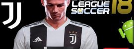 DLS 18 Mod Android Transfer CR7 in Juventus Download