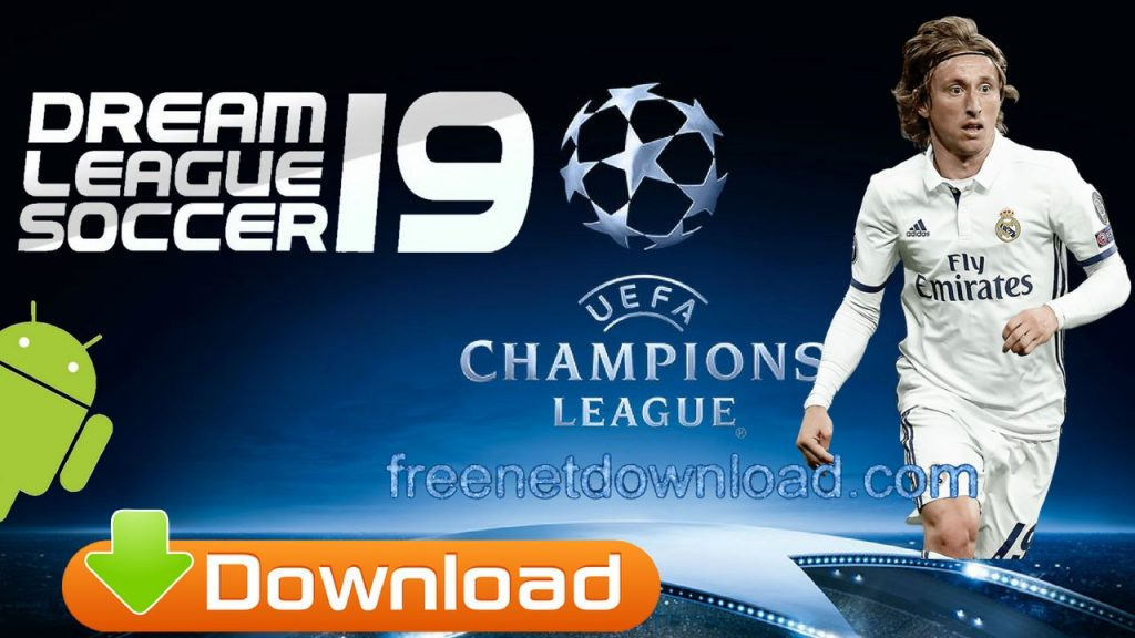 Dream League Soccer 2019 UCL DLS19 Android Download