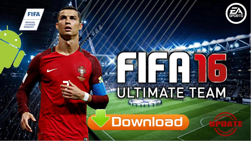 FIFA 16 APK Update 2018 Android Download