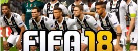 FIFA 18 Offline Android Mod Update Transfer Ronaldo in Juventus Download