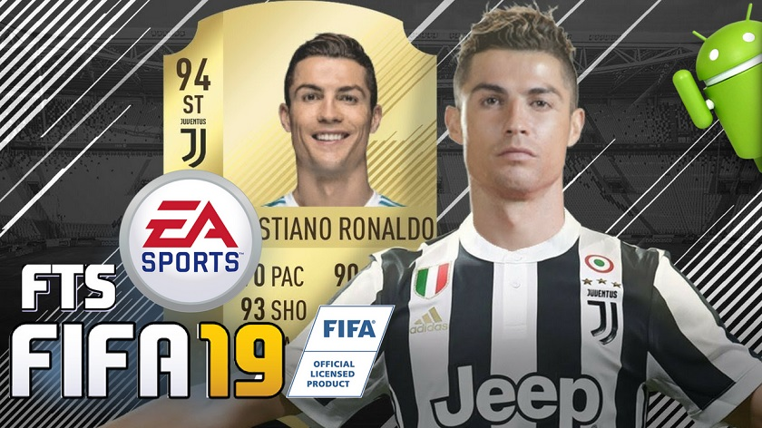 FIFA 19 MOD FTS Offline Android Update Transfer Download