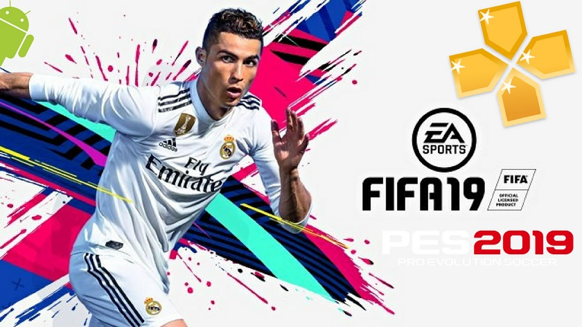 FIFA Mod PES 2019 Offline Android Download