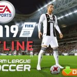 FIFA19 Offline DLS Mod Android APK Game Download