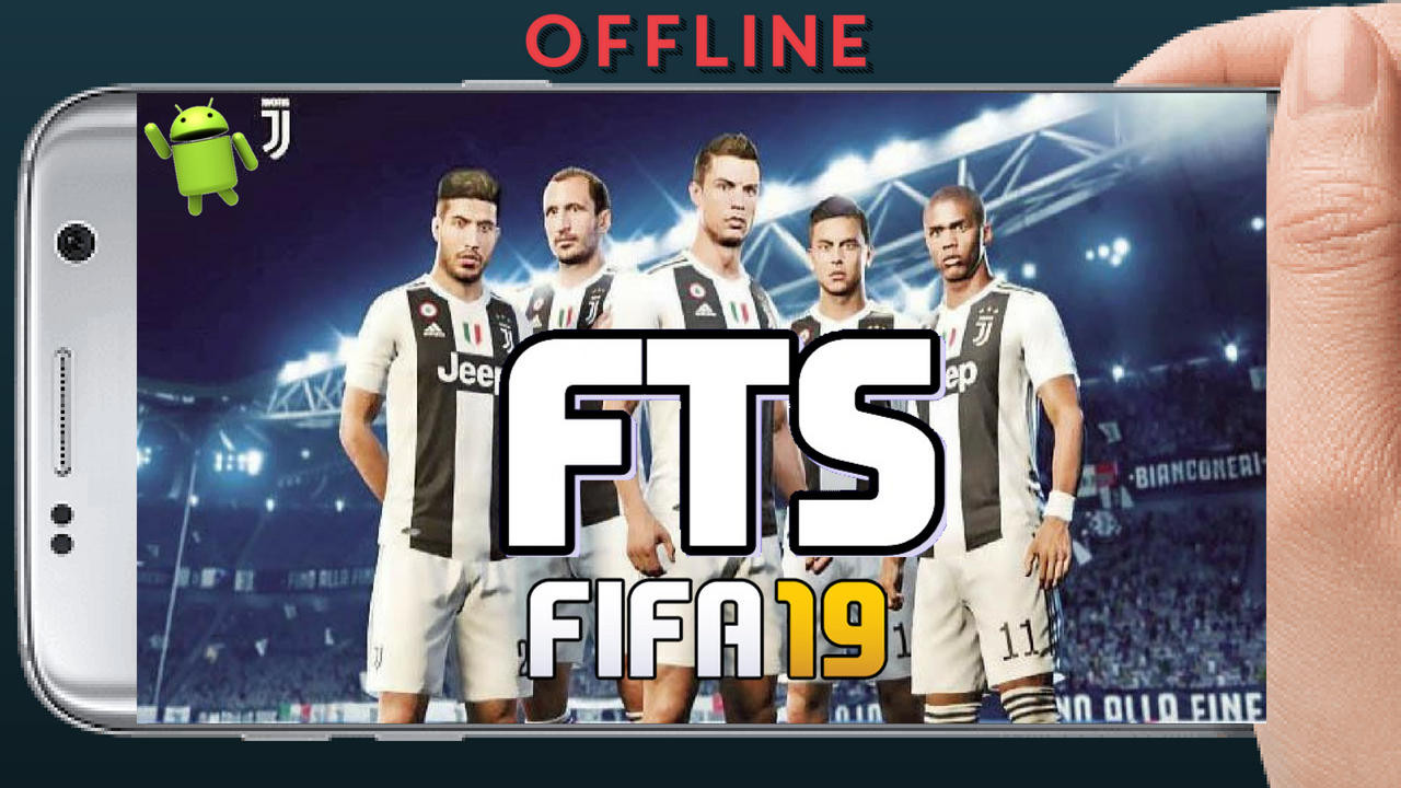 Fifa 19 mod fts android download | First Touch Soccer 2019