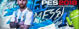 PES 2018 Android Mobile Patch Download