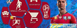 Real Football 2018 Offline Android World Cup Download