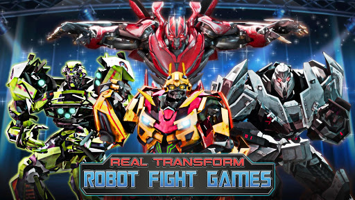 Robot Fighting Games Mod Apk Download