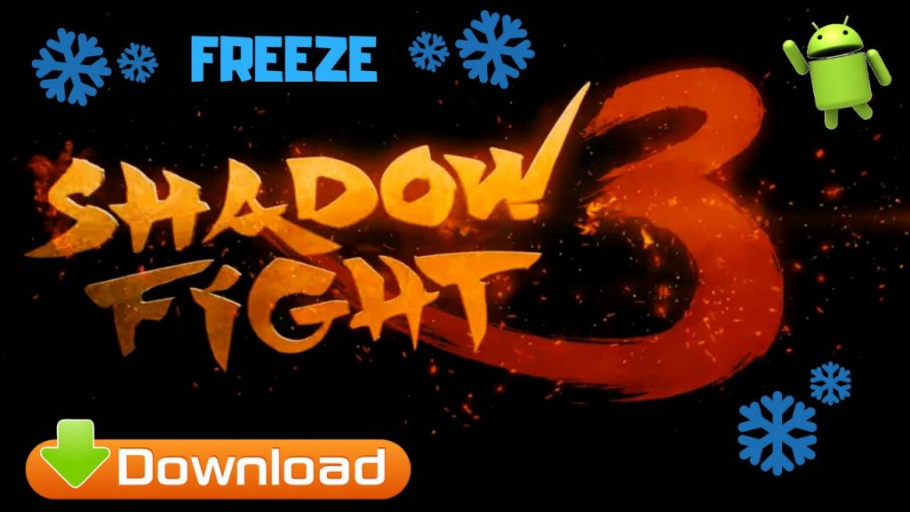 Shadow Fight 3 Mod Apk Frozen Enemy Download