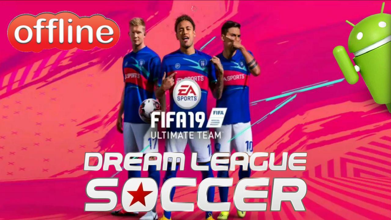 FIFA19 Mod DLS Offline APK Download