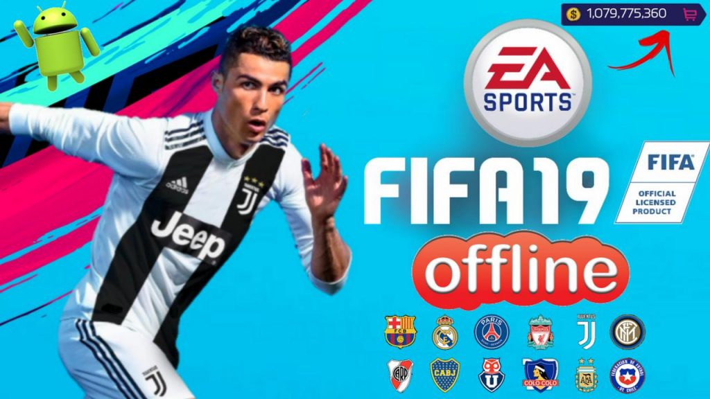 Offline FIFA 19 Mod FIFA14 Android Download