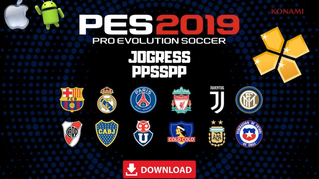 PES 2019 Android Latest Transfer Download