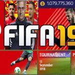 FIFA 2019 Offline Android Mod Red Edition Download