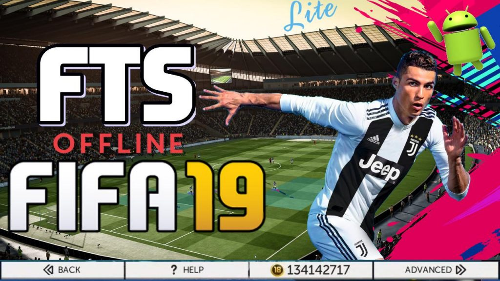 FTS Lite FIFA 19 Offline Mod Android Download