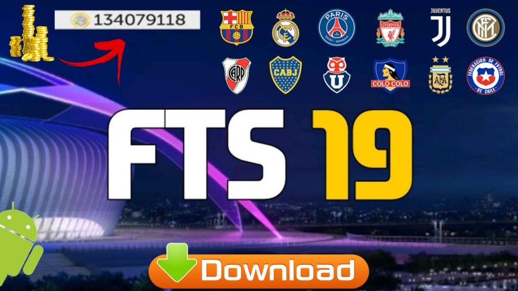 FTS19-UCL-First-Touch-Soccer-2019-Android-Download