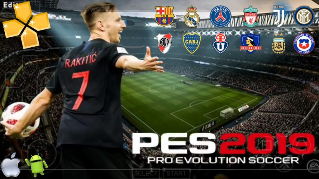 PES 2019 Bomba Patch Android Download