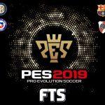 PES 2019 Offline FTS Mod Android Download