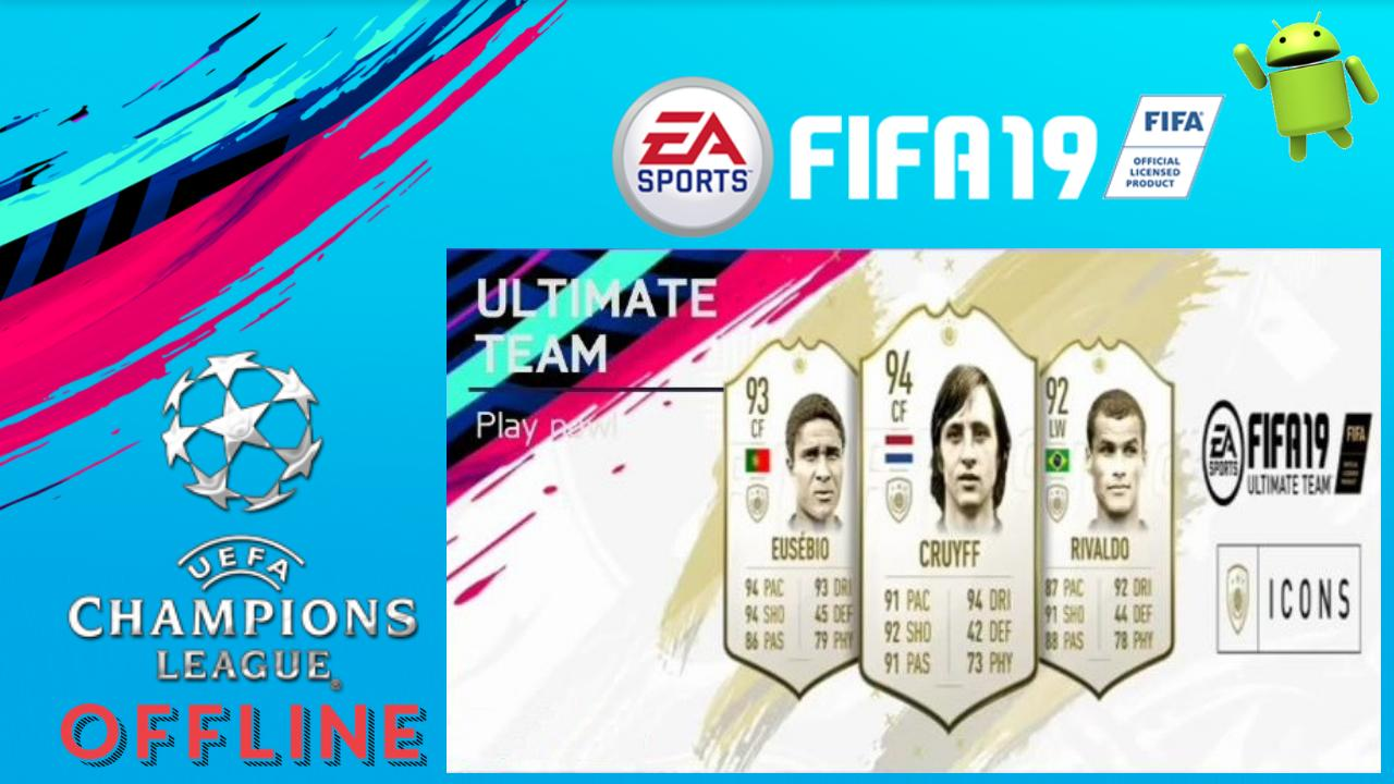 Android FIFA 19 Offline Mod Game Download