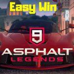 Asphalt 9 Legends Mod Easy Win APK Data Download