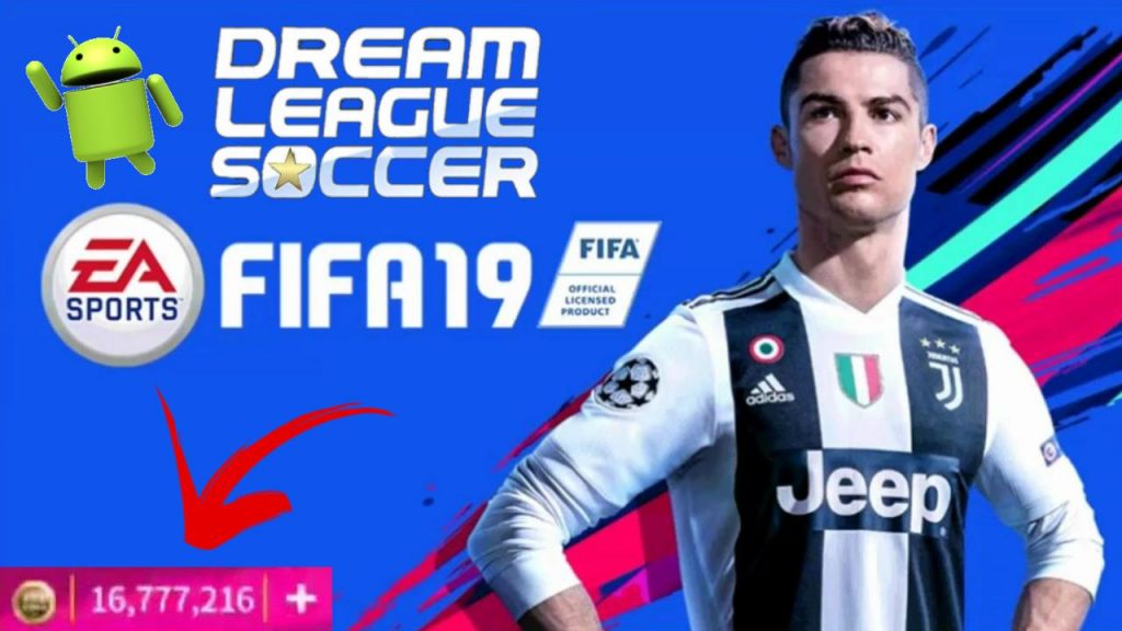DLS Mod FIFA 19 Offline Barcelona Android Game Download