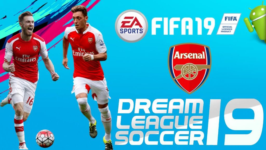 DLS19 Mod Arsenal FIFA Offline Android Download
