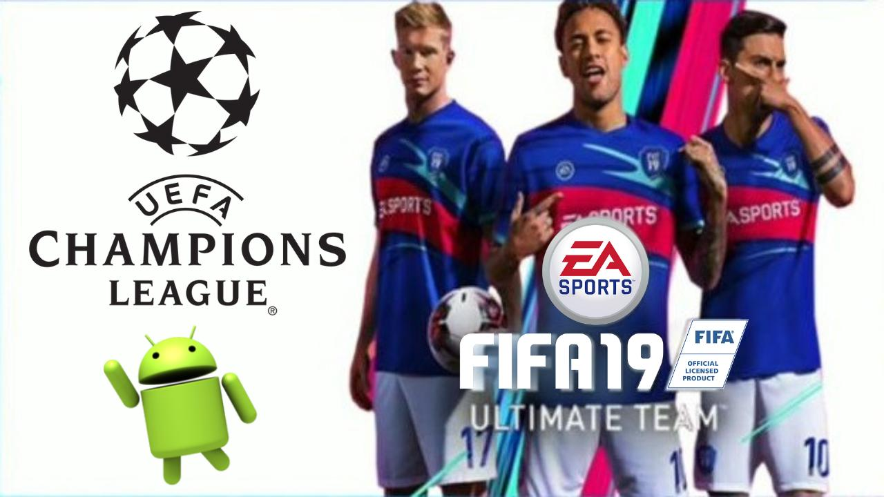 FIFA 19 Lite Offline Champions League Android Download