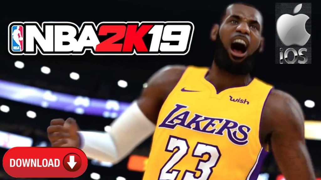 NBA 2K19 iPA for iPhone Infinite Money Free Download