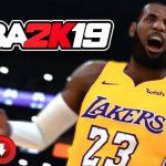 NBA 2K19 iPA for iPhone Infinite Money Free Download