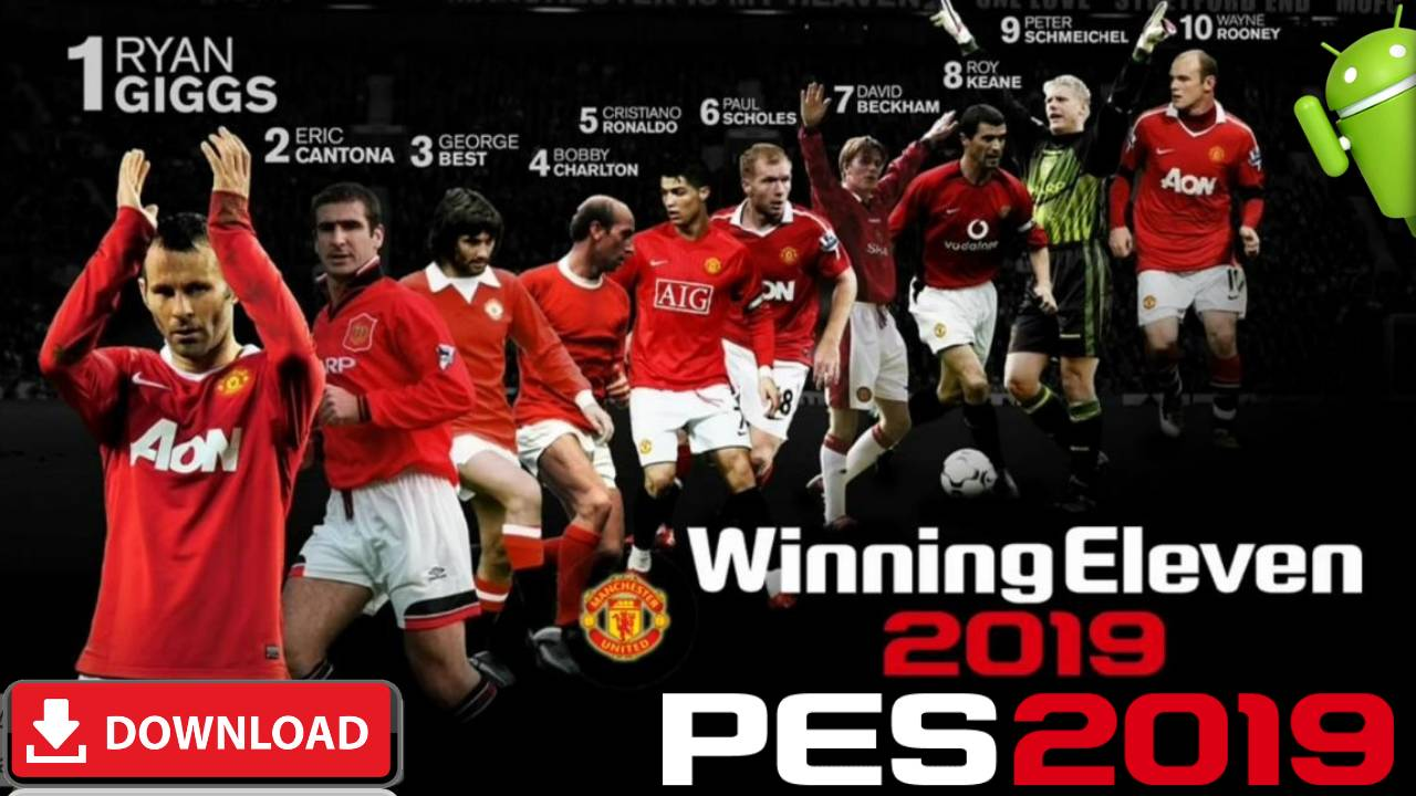 PES 2019 Patch Winning Eleven Android Download