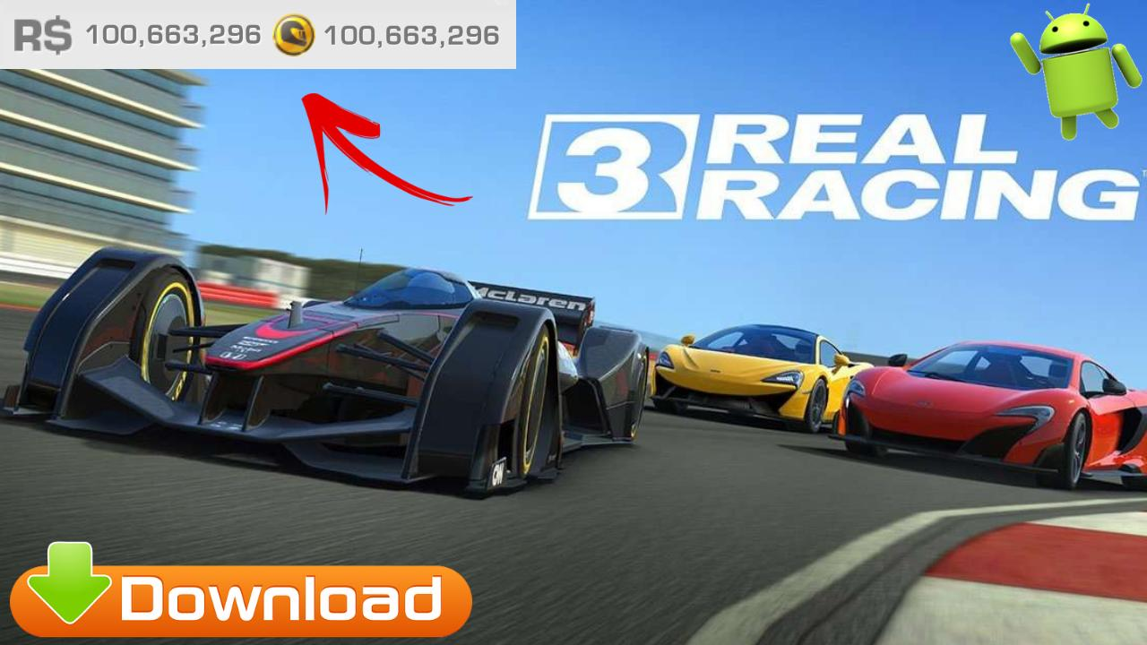 Real Racing 3 MOD APK Unlimited Money Download