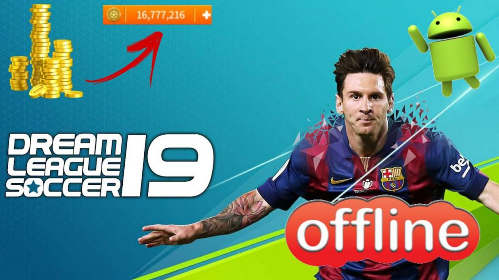 Dream League Soccer 2019 MOD APK v6.01 Download