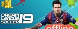 Dream League Soccer 2019 MOD APK v6.01 Download