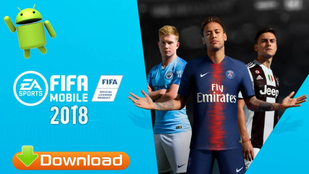 FIFA 18 Mobile Android APK MOD Download