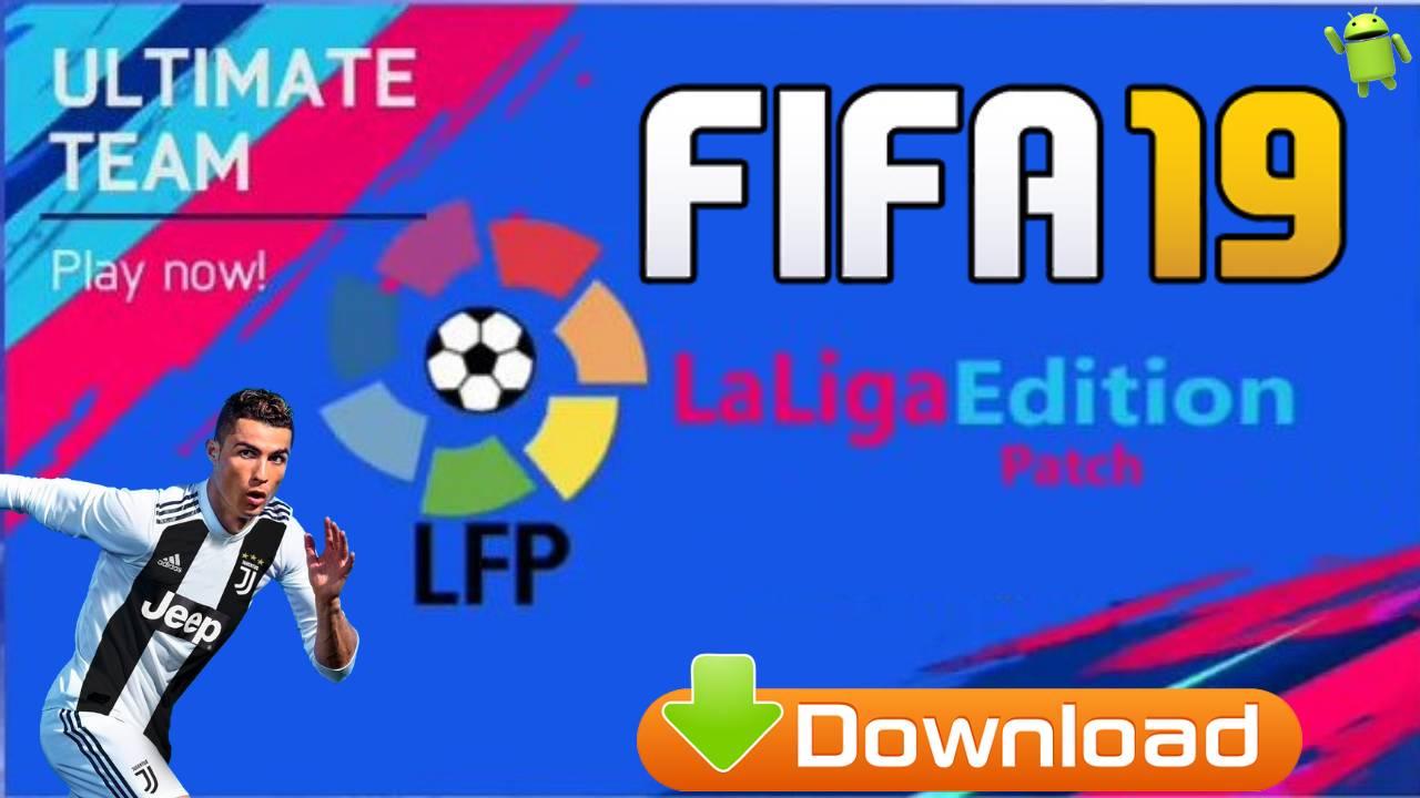 FIFA 2019 Offline Android Mod APK Downoad