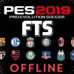 FTS 19 Mod PES 2019 Offline Android Game Download