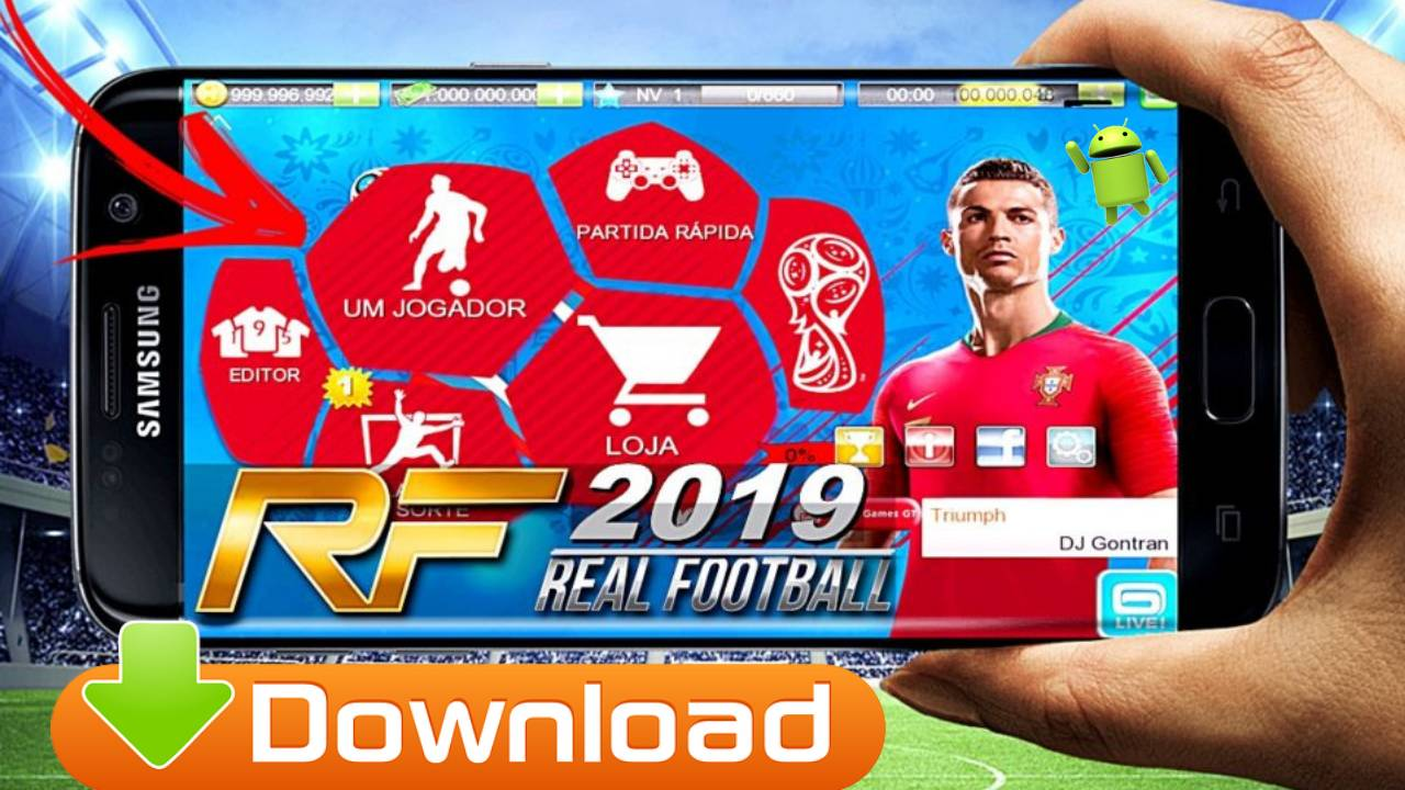 RF2019 – Real Football 2019 Android Offline Game Download
