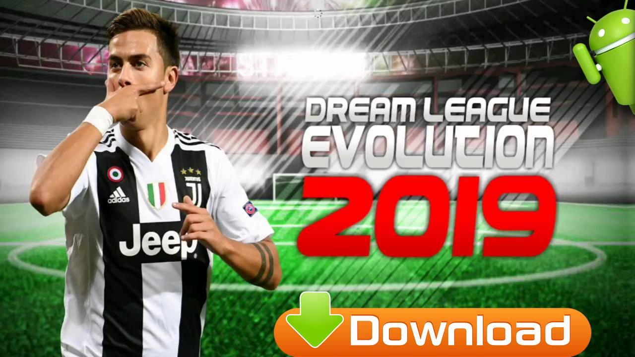 Dream League Evolution 2019 Offline Android Download