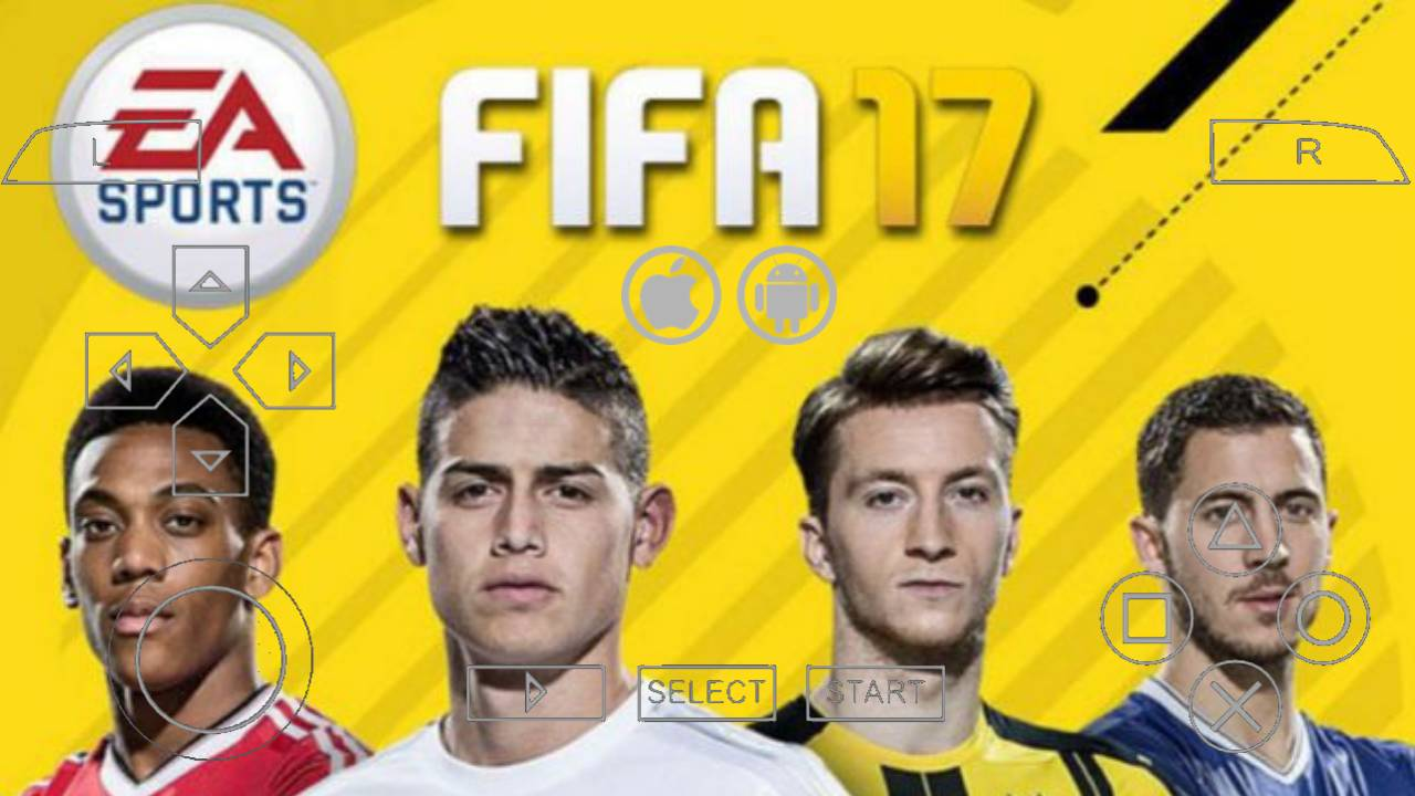 FIFA 17 Offline Android Game Download