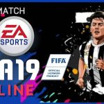 FIFA 19 Offline Mod Android APK+OBB Data Download