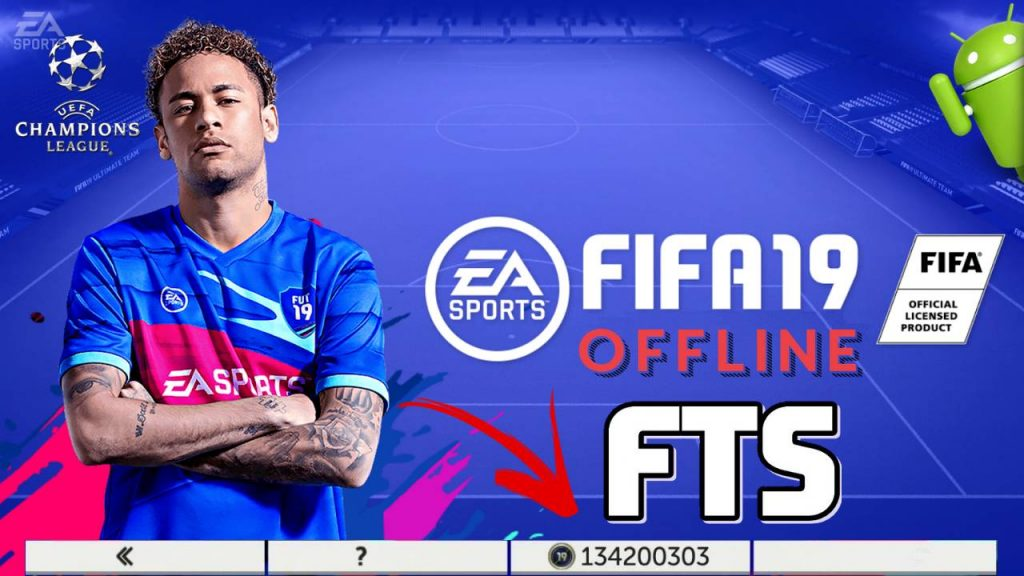 FIFA19 Offline FTS Mod APK OBB Download