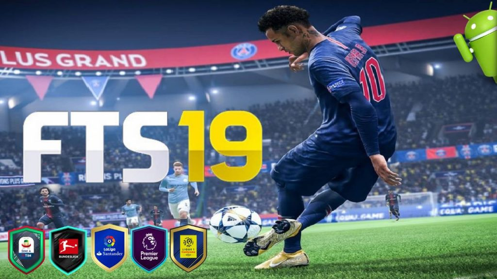 FTS 2019 Mod APK Best Graphic Download