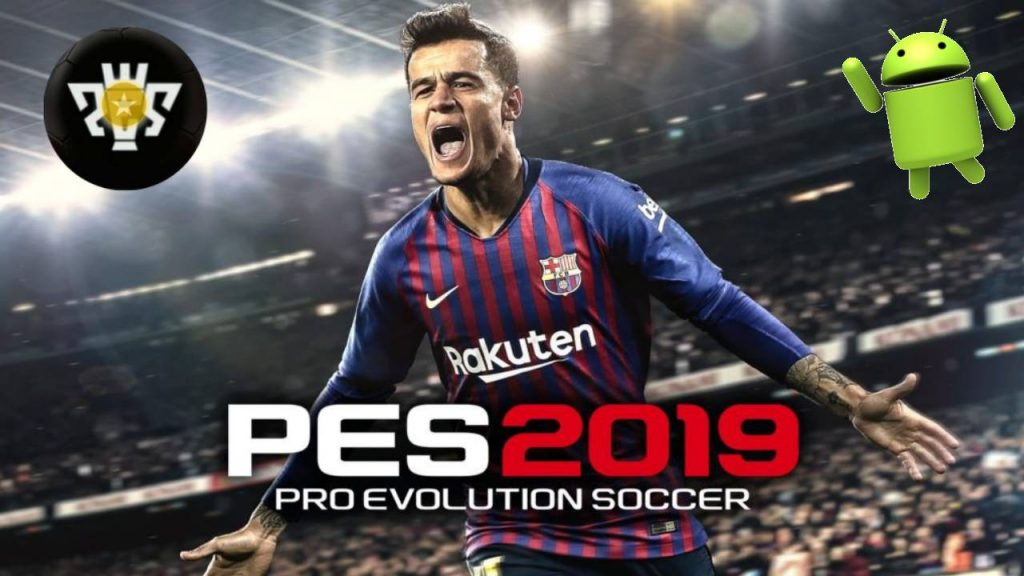 PES 2019 Android HD Graphics APK OBB Download