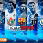 PES 2019 UCL Android Mobile Patch Download
