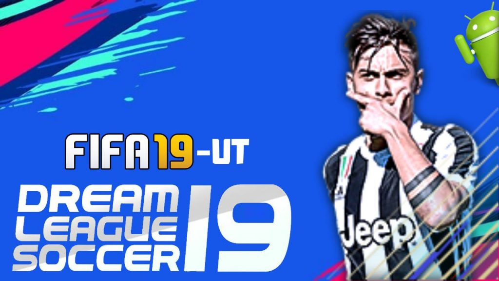 DLS 2019 Mod FIFA 19 UT Android Download