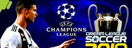 DLS 2019 UEFA Champions Android Mod APK Download