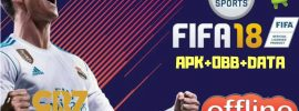 FIFA 18 Offline Android Mobile Game Download