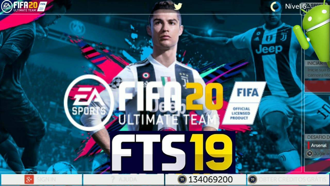 FIFA 20 Mod FTS 2019 Offline Android Download