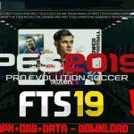 FTS 19 Mod PES 2019 Offline APK New Transfers Update Download