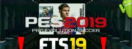FTS 19 Mod PES 2019 Offline APK New Transfers Update Download