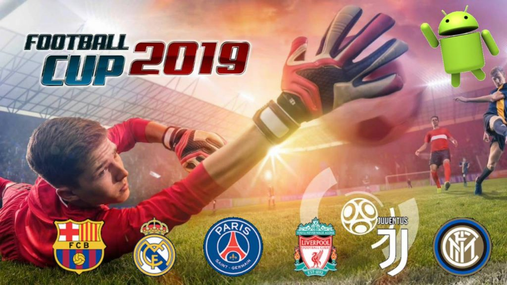 Football Cup 2019 Offline Android Game Download