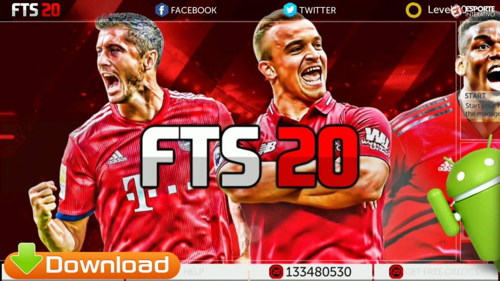 FTS 20 – First Touch Soccer 2020 Offline Android Download